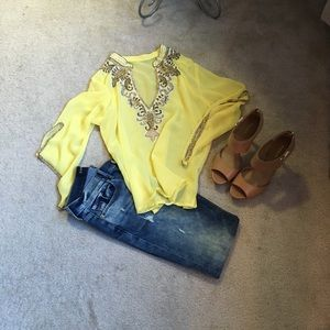 Tops - Gorgeous beaded top